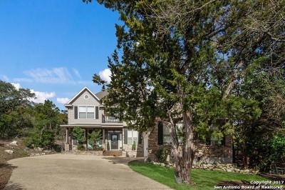 San Antonio Single Family Home Back on Market: 19010 Snuggle Cliff