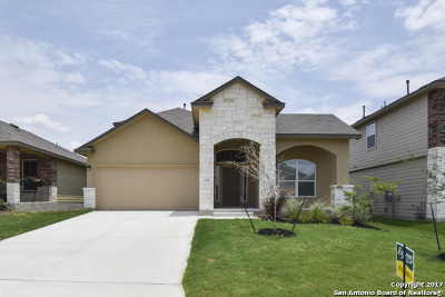 Bexar County Single Family Home Back on Market: 610 Sage Thrasher
