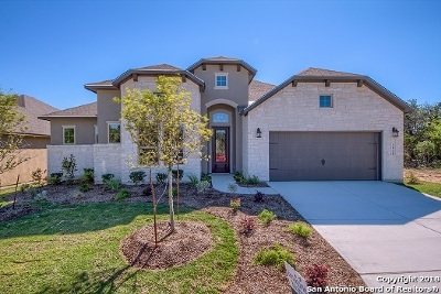 Bexar County Single Family Home Back on Market: 3910 Monteverde Way