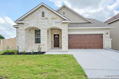 Guadalupe County Single Family Home Back on Market: 540 Landmark Gate
