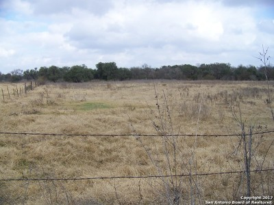 Bexar County Farm & Ranch For Sale: 000 Benton City Road