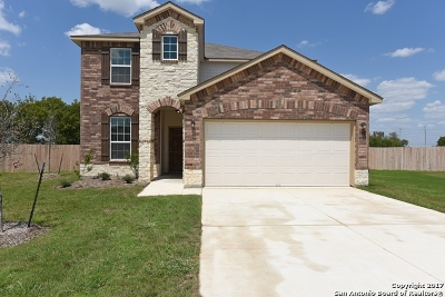 New Braunfels Single Family Home Back on Market: 102 Texas Thistle