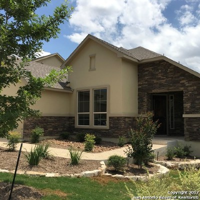 San Antonio Single Family Home For Sale: 539 Tranquil Oaks