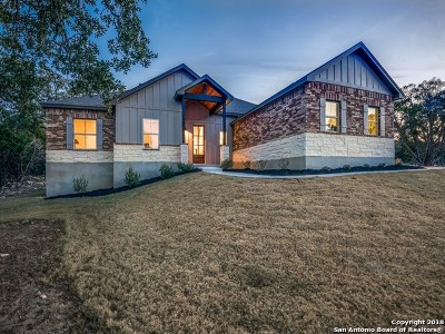 New Braunfels Single Family Home Price Change: 228 Longwood Dr