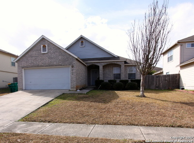Converse TX Single Family Home Sold: $175,000