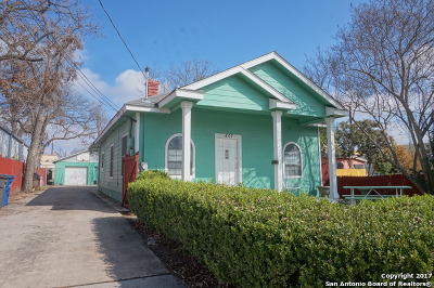Single Family Home For Sale: 407 W Grayson St