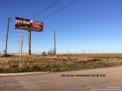 Guadalupe County Commercial Lots & Land For Sale: 00 Ih 35n