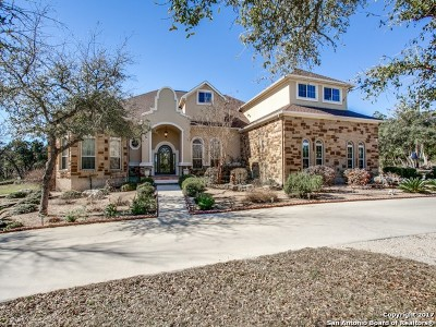 San Marcos Single Family Home For Sale: 1351 Sunset Ridge