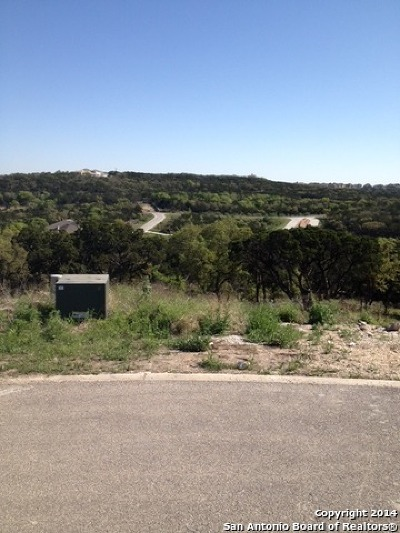 San Antonio Residential Lots & Land For Sale: 20035 Terra Canyon