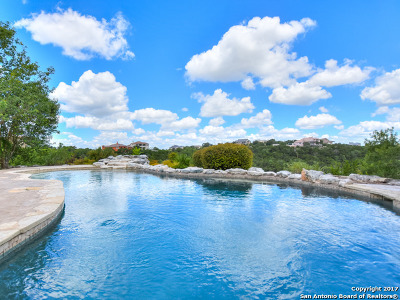 Boerne Single Family Home For Sale: 125 Paradise Point Dr
