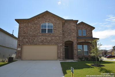 Cibolo Single Family Home Back on Market: 553 Pearl Chase