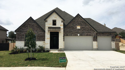 Boerne Single Family Home For Sale: 26911 Lavender Arbor