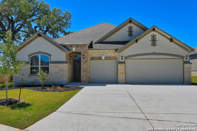 Spring Branch Single Family Home Back on Market: 411 Whistlers Way
