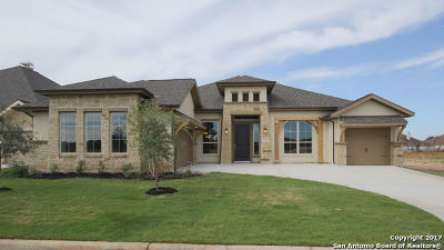 Single Family Home For Sale: 7934 Cibolo View