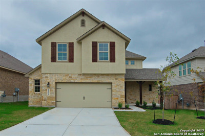 San Antonio Single Family Home For Sale: 11926 Bailey Hills