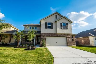 San Antonio Single Family Home Price Change: 12002 Bailey Hills