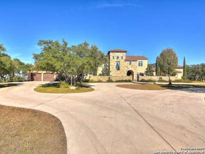 Boerne Single Family Home For Sale: 28206 Bridle Path