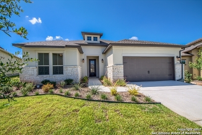 Cibolo Canyons Single Family Home For Sale: 23010 Diamante