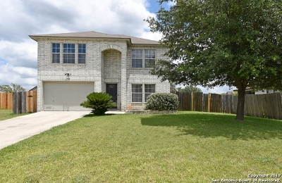 Single Family Home For Sale: 7930 Panther Pass