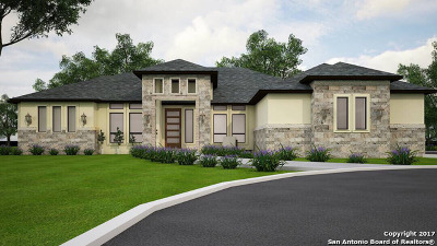 New Braunfels Single Family Home For Sale: 754 Mission Heights