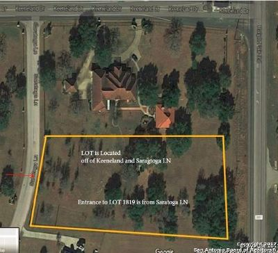 Residential Lots & Land For Sale: 30440 Saratoga