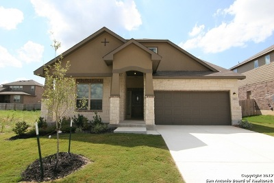 Cibolo Single Family Home For Sale: 601 Saddle Villa