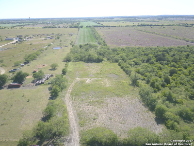 New Braunfels Farm & Ranch For Sale: 5202 Fm 1044