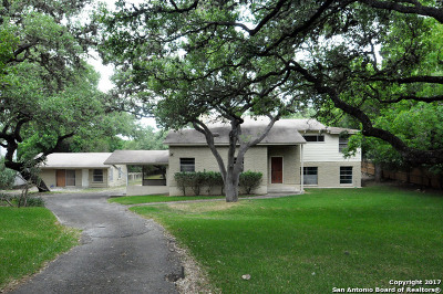 San Antonio Single Family Home For Sale: 14890 Cadillac Dr