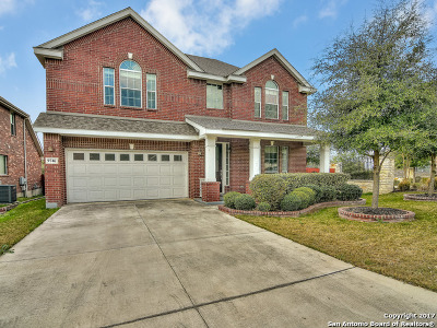 Single Family Home For Sale: 9746 Wind Dancer