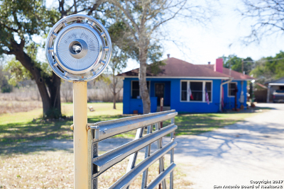 Comal County Commercial For Sale: 22903 Fm 3009