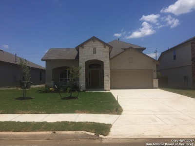 Cibolo Single Family Home For Sale: 544 Pearl Chase