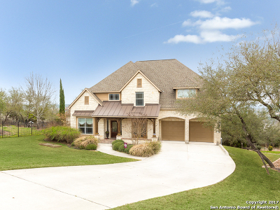 Boerne Single Family Home Active RFR: 27606 Autumn Terrace