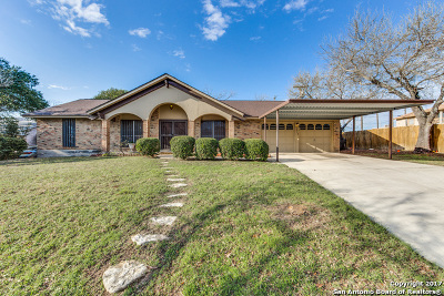 San Antonio Single Family Home Back on Market: 5511 Rolling Dale Dr