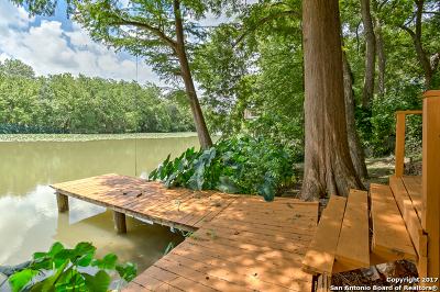 Comal County Single Family Home Back on Market: 1203 Lone Star Dr