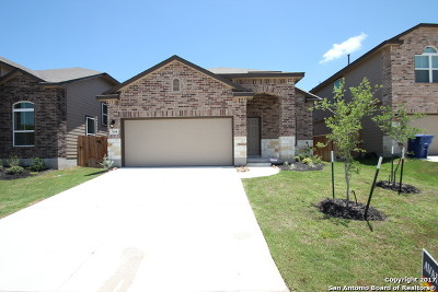 San Antonio Single Family Home For Sale: 7414 Independence Way