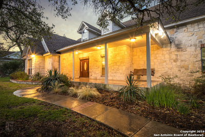 New Braunfels Single Family Home For Sale: 230 River Chase Way