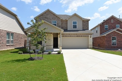 Bexar County, Kendall County Single Family Home Price Change: 27414 Rio Circle