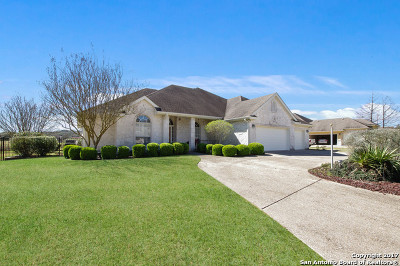 Fair Oaks Ranch Single Family Home For Sale: 7436 Mellow Ridge