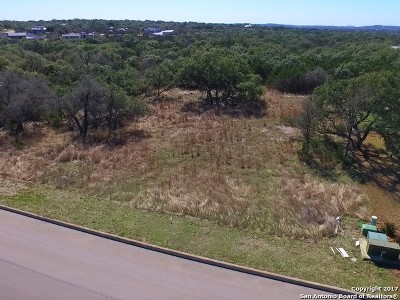 Boerne Residential Lots & Land Back on Market: 221 Ranch Pass