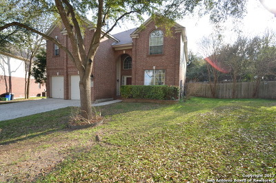 Single Family Home For Sale: 2629 Cove Trail