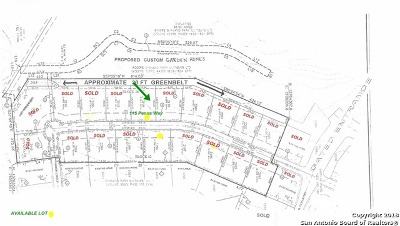 Shavano Park Residential Lots & Land For Sale: 115 Penns Way