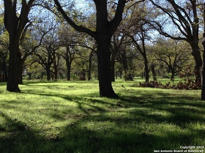 Guadalupe County Residential Lots & Land Back on Market: 130 Milagros