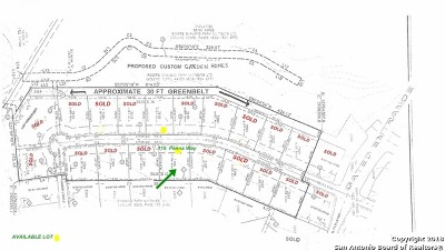 Shavano Park Residential Lots & Land For Sale: 116 Penns Way