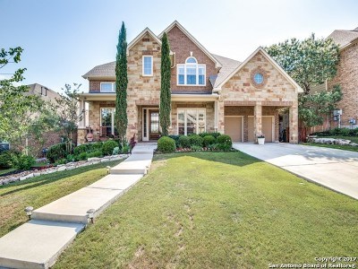 Single Family Home Price Change: 25415 River Ranch
