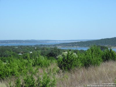 Comal County Residential Lots & Land For Sale: 212 San Salvadore