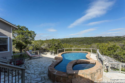 San Antonio Single Family Home Back on Market: 27387 Mark Wayne Dr