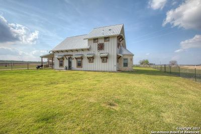Guadalupe County Single Family Home For Sale: 4774 Old Lehman Rd
