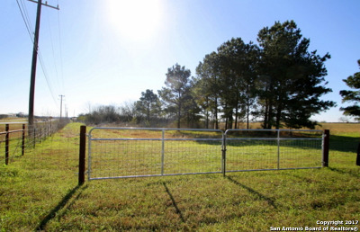 San Antonio Farm & Ranch For Sale: 9380 Us-87 S