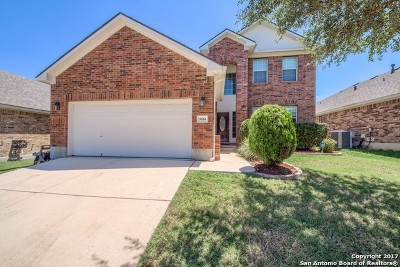 Bexar County Single Family Home Back on Market: 9614 Cafe Terrace