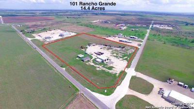 Wilson County Commercial For Sale: 101 Rancho Grande